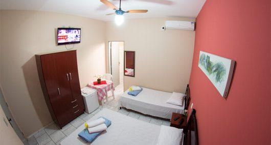 Hotel Fiusa - Quarto Executivo