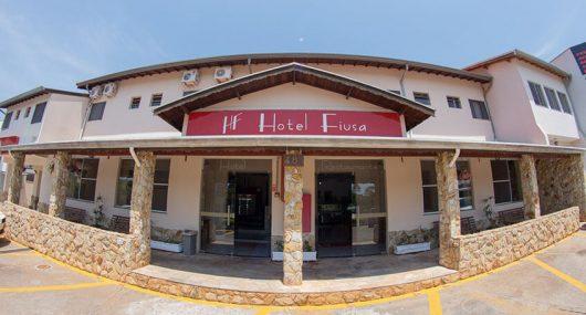Hotel Fiusa - Frente