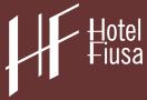 Hotel Fiusa Logo - Footer