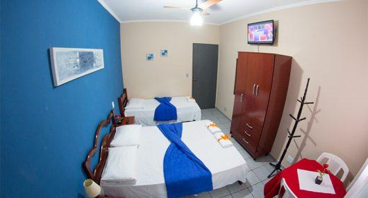 Hotel Fiusa - Quarto Standard