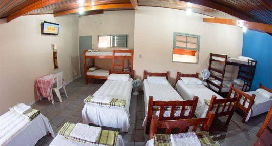 Hotel Fiusa - Quarto Alojamento