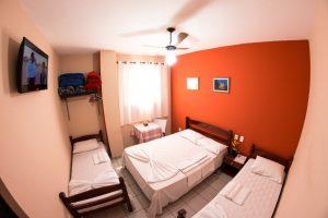 Apartamento Executivo (1 a 4 Hóspedes)