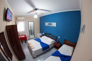 Apartamento Standard (1 a 5 Hóspedes)